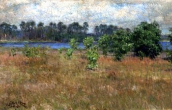Florida | Henry Ossawa Tanner | oil painting