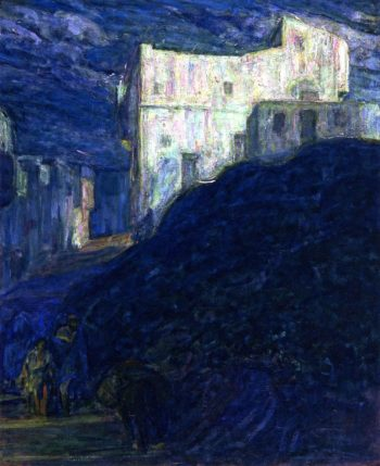 Algiers | Henry Ossawa Tanner | oil painting