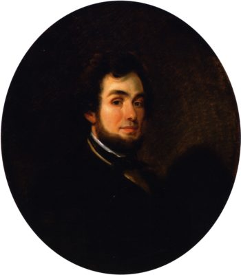Self Portrait | Alfred Jacob Miller | oil painting