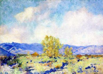 Desert Landscape | Alson Skinner Clark | oil painting