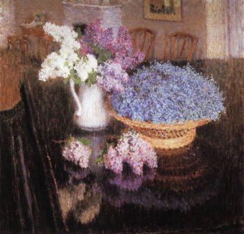 Lilacs | Igor Grabar | oil painting