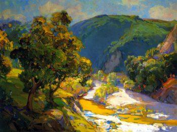 Vista Arroyo | Franz Bischoff | oil painting