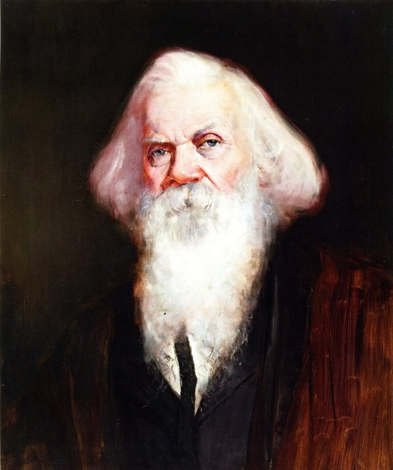Sir Henry Parkes | Tom Roberts | oil painting