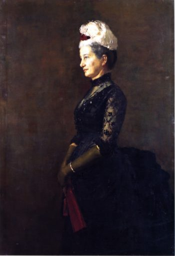 Madame Pfund | Tom Roberts | oil painting