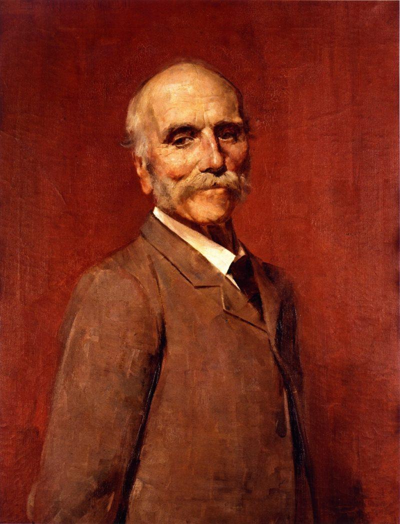 Edward Ogilvie | Tom Roberts | oil painting