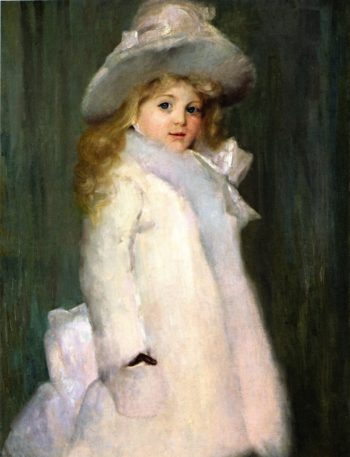 Lily Sterling | Tom Roberts | oil painting