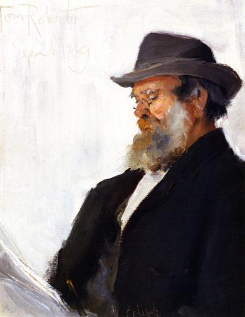 Alexander Augustus Anderson | Tom Roberts | oil painting