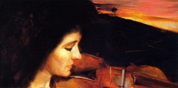 Adagio | Tom Roberts | oil painting