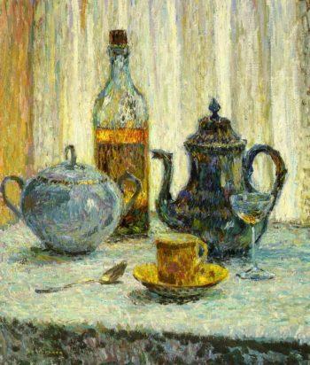 Still Life | Henri Le Sidaner | oil painting