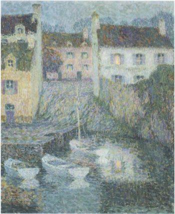 Twilight | Henri Le Sidaner | oil painting