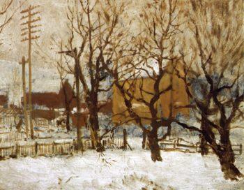 Arrochar Park Staten Island | Julian Onderdonk | oil painting