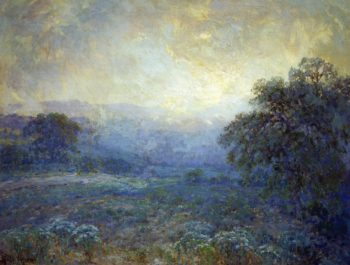Dawn in the Hills | Julian Onderdonk | oil painting