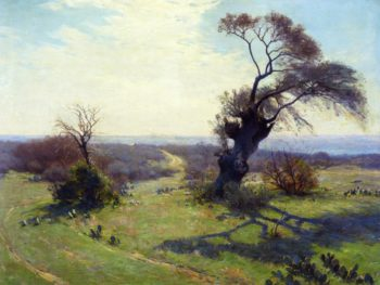 Morning in Spring | Julian Onderdonk | oil painting