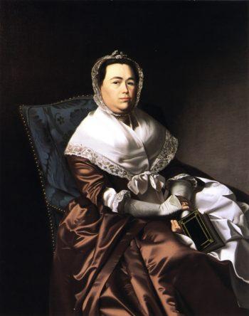 Mrs James Russell | John Singleton Copley | oil painting