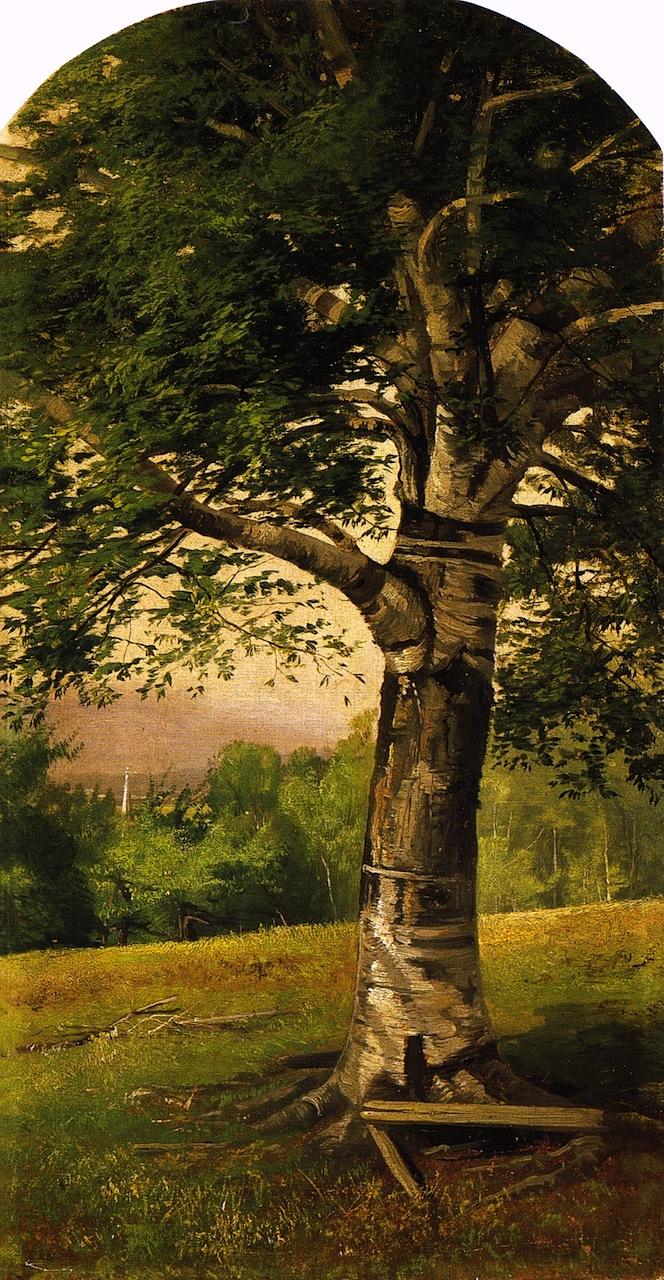 Landmarks   Harrison Bird Brown   oil painting