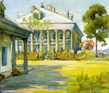 A Southern Maine | George Gardner Symons | oil painting