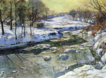 Four Mile Creek | George Gardner Symons | oil painting