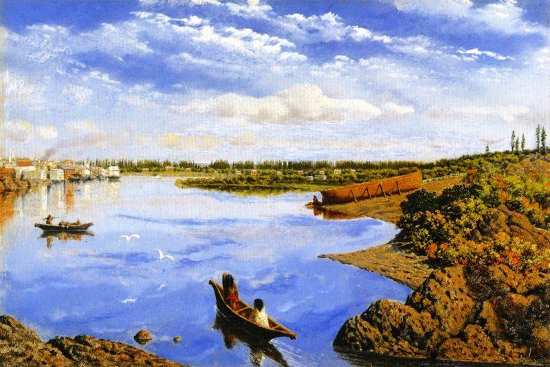 Victoria   William George Richardson Hind   oil painting