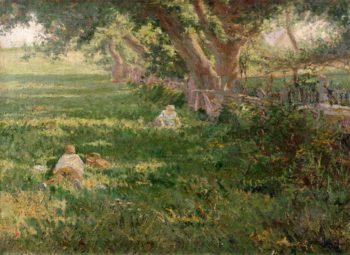 Springtime | Julian Onderdonk | oil painting