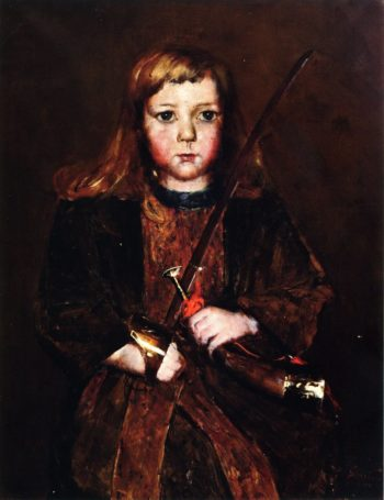 Frank P Brown | Sir Arthur Streeton | oil painting