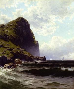 Brundith Head, Grand Manan 1899 Alfred Thompson Bricher