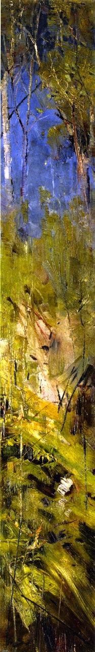Sirius Cove | Sir Arthur Streeton | oil painting