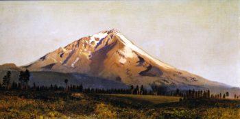 Mount Shasta | Gilbert Munger | oil painting