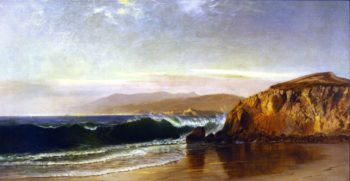 Golden Gate | Gilbert Munger | oil painting