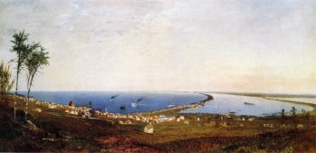 Duluth | Gilbert Munger | oil painting