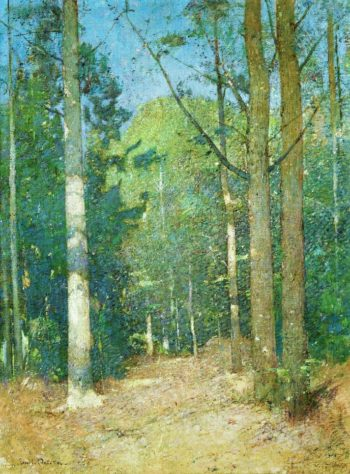 A Afternoon Sunlight | Emil Carlsen | oil painting