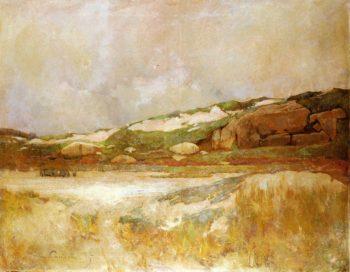 Cape Ann Sands | Emil Carlsen | oil painting
