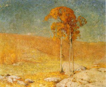 October Summer | Emil Carlsen | oil painting