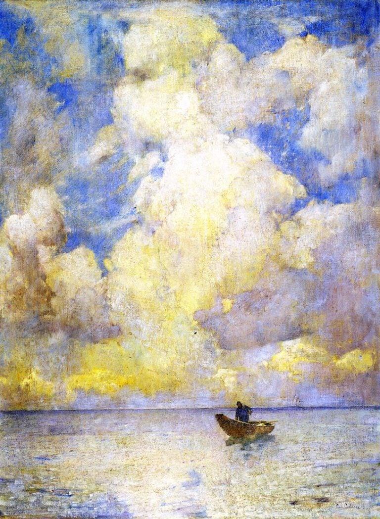 Summer Light   Emil Carlsen   oil painting