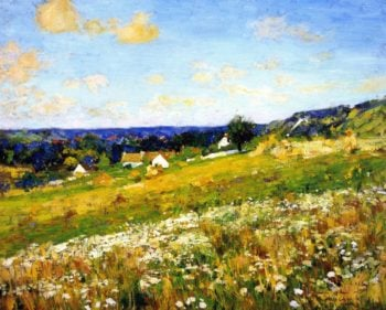 Summer Giverny | Alson Skinner Clark | oil painting
