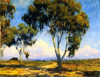 After the Storm Altadena | Alson Skinner Clark | oil painting