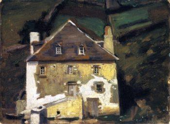 A Breton Household | Alson Skinner Clark | oil painting