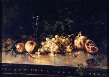 Still Life   Joaquin Sorolla y Bastida   oil painting