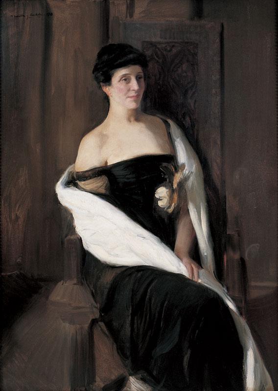 retrato | Joaquin Sorolla y Bastida | oil painting