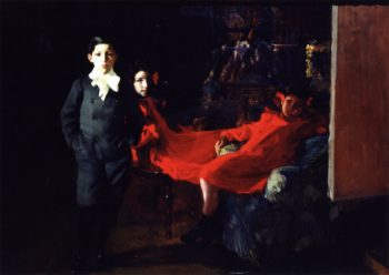 My Children | Joaquin Sorolla y Bastida | oil painting