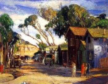 El Paseo | Joseph Kleitsch | oil painting