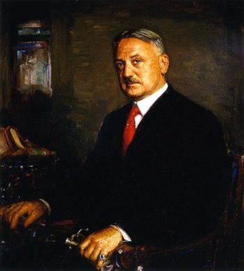 Dr Walter Jarvis Barlow | Joseph Kleitsch | oil painting