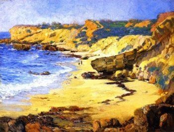 Diver's Cove | Joseph Kleitsch | oil painting