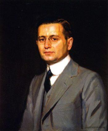 Charles F W Nichols | Joseph Kleitsch | oil painting