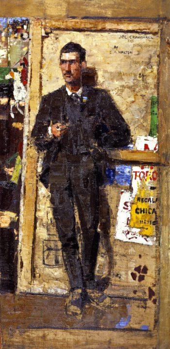 Joseph Crawhall | Edward Arthur Walton | oil painting