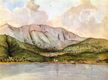 Saucelito Cove San Francisco Bay | James Madison Alden | oil painting