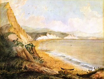 Bay of Sir Francis Drake | James Madison Alden | oil painting