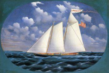 America | James Bard | oil painting