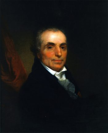 Jean Antoine Houdon | Rembrandt Peale | oil painting