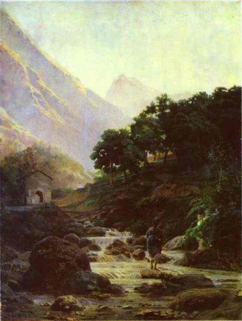 carrara 1868 | Nikolay Gay | oil painting
