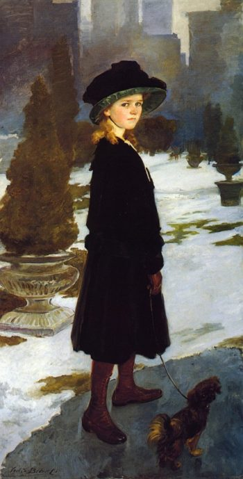 Alice Davison | Cecilia Beaux | oil painting